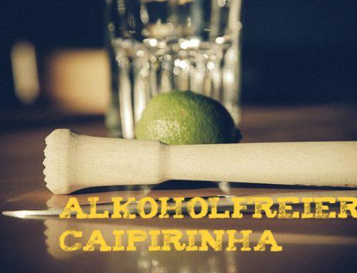 Rezept alkoholfreier Caipirinha / Virgin Caipi