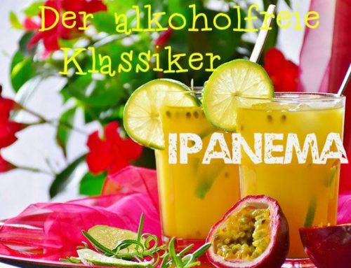 Rezept Ipanema (Ein alkoholfreier Klassiker)
